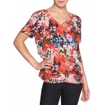 Grant Slim-Fit Luxe Poplin Short-Sleeve Chambray Shirt