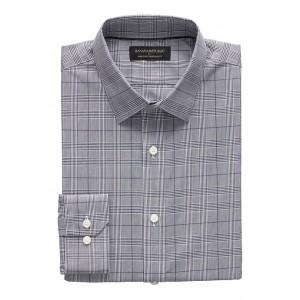 Standard-Fit Non-Iron Yarn Dye Shirt