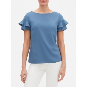 Petite Double Layer Top