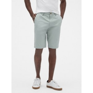 Emerson Straight-Fit Shorts