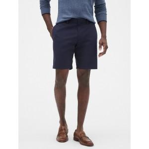 9&#34 Aiden Slim-Fit Stretch Club Seersucker Shorts
