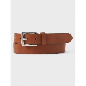 Contrast Buckle Thread Belt