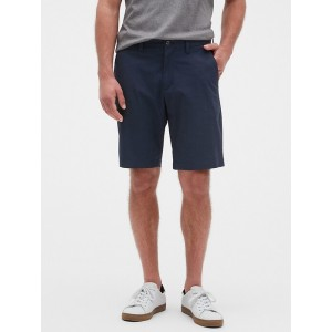 10&#34 Summer-Weight Athletic-Fit Stretch Mason Shorts