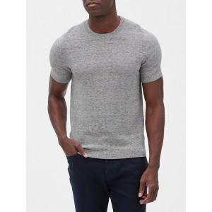 Pique T Shirt Sweater