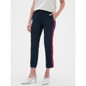 Avery Side Stripe Tailored Ankle Pant