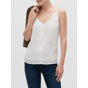 Button-Front Camisole
