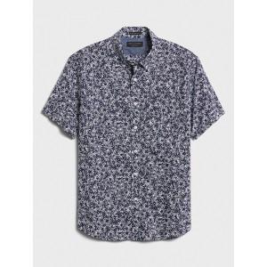 Standard-Fit Organic Cotton Shirt
