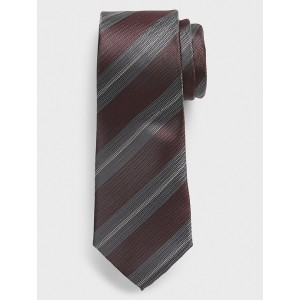 Large Stripe Tie