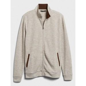 Brushed Full Zip Jacket