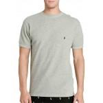 Short Sleeve Crew Neck Waffle Knit Sleep Shirt