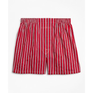Traditional Fit BB#1 Rep Stripe Boxers
