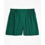 Traditional Fit Gingham Boxers