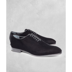 Golden Fleece Velvet Formal Shoes
