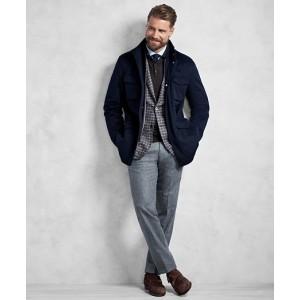 Golden Fleece BrooksTech Wool Traveler Jacket