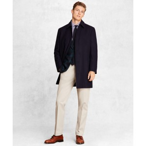 Golden Fleece Wool Topcoat