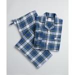 Plaid Cotton Flannel Pajamas