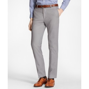 Milano Fit Piece-Dyed Supima Cotton Stretch Chinos