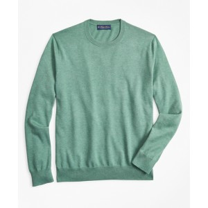 Supima Cotton Crewneck Sweater
