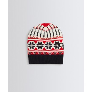 Fair Isle Merino Wool Hat