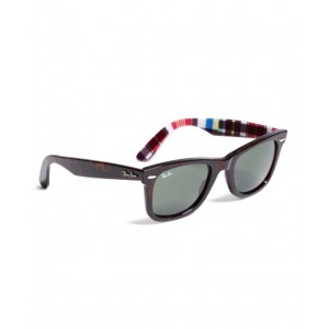 Ray-Ban Wayfarer Sunglasses with Madras