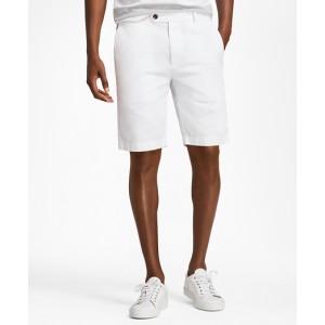 Garment-Dyed 10 Bermuda Shorts