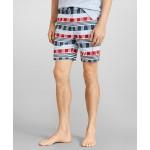 Newport 7 Multi-Stripe Swim Trunks