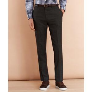 Wool Dobby Trousers