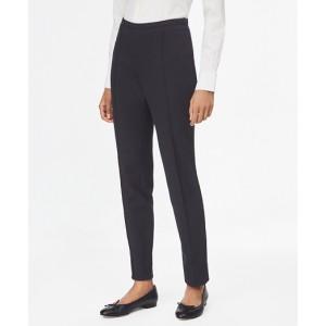 Jacquard Slim-Fit Pants