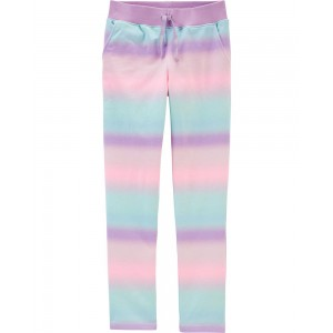 Rainbow Pull-On French Terry Pants