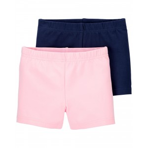 2-Pack Tumbling Shorts
