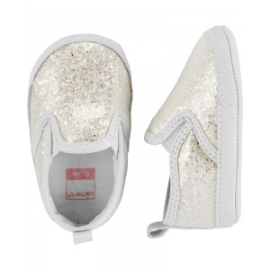 Carter's Glitter Baby Shoes