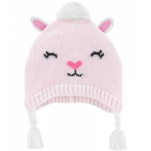 Bunny Tassel Hat