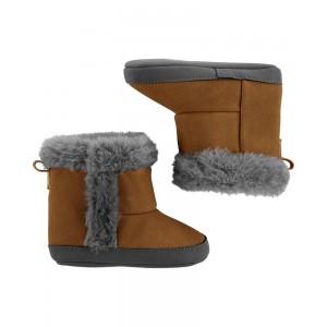 OshKosh Sherpa Boot Baby Shoes