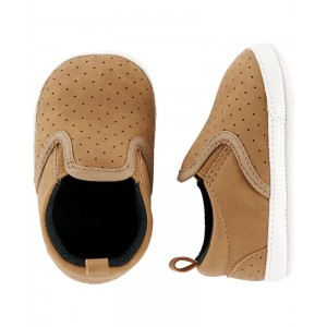 OshKosh Perforated Slip-On Baby Shoes