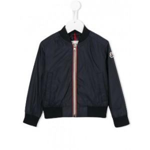 zipped jacket