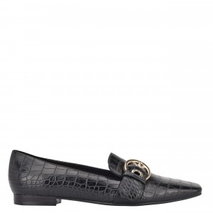 Alaya Slip-On Loafers