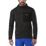 Fortrez Hooded Fleece Jacket - Mens