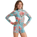 Teen Spring Fever Long-Sleeve Wetsuit - Girls