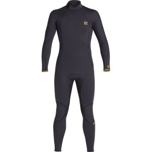 3/2mm Absolute Back-Zip Full Wetsuit - Mens