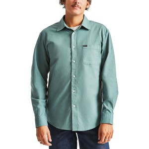Charter Oxford Long-Sleeve Woven Shirt - Mens