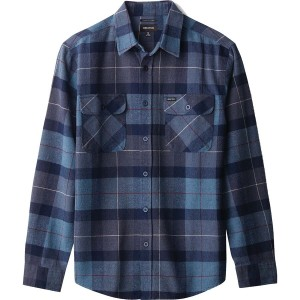 Bowery Long-Sleeve Flannel Shirt - Mens