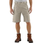 Canvas Work Short - Mens