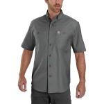 Rugged Flex Rigby Short-Sleeve Work Shirt - Mens