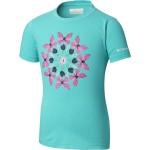 Wild Sky Short-Sleeve Shirt - Girls