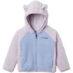 Foxy Baby Sherpa Full-Zip Fleece Jacket - Toddler Girls
