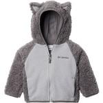 Foxy Baby Sherpa Full-Zip Fleece Jacket - Infant Boys