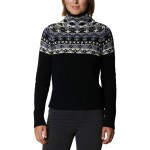 Pine Street Jacquard Pullover Sweater - Womens