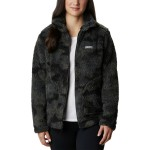 Winter Pass Sherpa Full-Zip Fleece Jacket - Womens