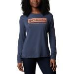 Autumn Trek Long-Sleeve Relaxed T-Shirt - Womens