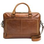 Logan Zip Brief Bag - Womens